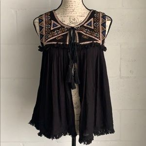 Rome and Juliet Couture top